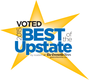MG's GRAND Day Spa voted Best of the Upstate